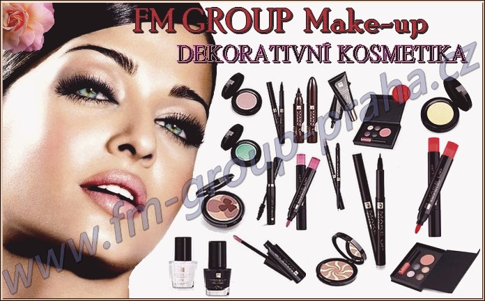 fm group make up nové produkty
