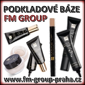 PODKLADOVÉ BÁZE MAKE UP FM GROUP