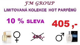 FM Group HOT KOLEKCE